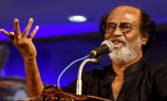Let's do our work in silence, Rajini to fans