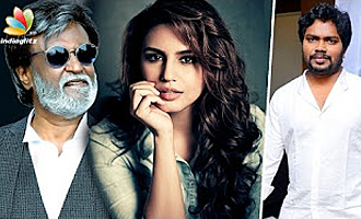 Huma Qureshi to star opposite Rajinikanth in PA Ranjith's next