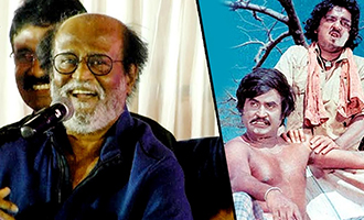 Rajinikanth's comedy speech at Bharathiraja's New Film Institute Inauguration