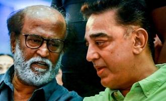 கமல்ஹாசனுடன் அரசியல் கூட்டணி குறித்து ரஜினிகாந்த்