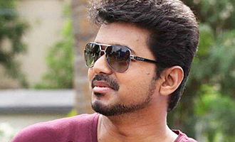 BJP's Presidential Nominee wishes Vijay on his birthday?
