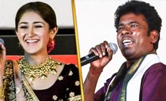 Ramar's Chalak Chalak Song with Sayyeshaa