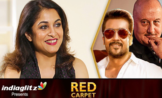 I Play the female version of a Legendary actor - Ramya Krishnan