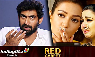 I don't care if actors do DRUGS & DIE : Rana Daggubati Interview