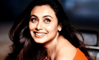 Rani Mukherji's inspiring birthday message