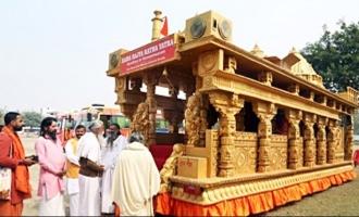 VHP's 'Rath Yatra' enters State via Kottaivasal in Tirunelveli