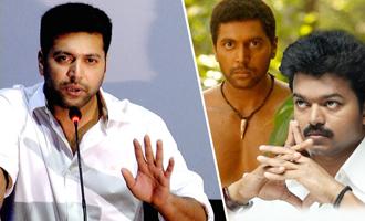 I'm still facing the same 'Thalaiva' problem with Vanamagan : Director Vijay and Jayam Ravi Speech