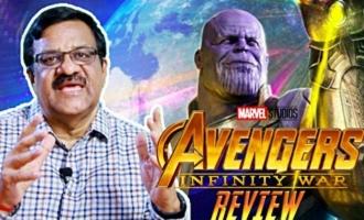 Avengers : Infinity War Review