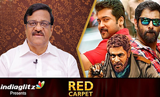 Challenges for TSK and Sketch at Box Office : Red Carpet by Sreedhar Pillai
