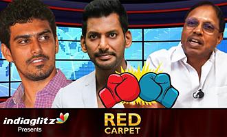 Kollywood's Biggest Scam : SR Prabhu vs Tiruppur Subramaniam