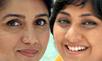 Revathi-Rohini walking forward