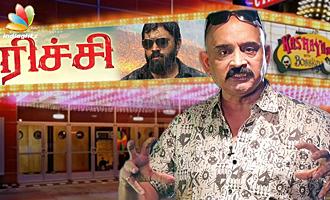 Richie Movie Review : Kashayam with Bosskey