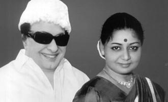 எம்ஜிஆர் மனைவி ஜானகி வேடத்தில் 'கபாலி' நடிகை