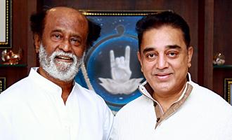 Kamal Haasan Met Rajinikanth