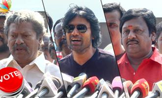 INEXPERIENCED people enter politics & cinema with MONEY : Raj Kiran