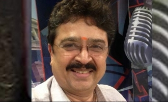 S.Ve Shekher apologises for his Facebook post
