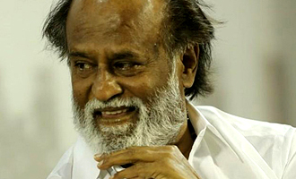 Look which International celebrity addressed Rajinikanth as 'Thalaiva' !