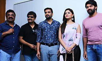 'Sakka Podu Podu Raja' Trailer Launch
