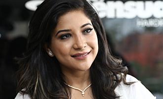 Actress Sakshi Agarwal Toni & Guy Essensuals Launch