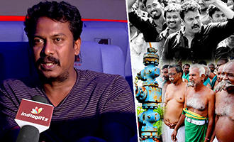 I Am Not a Social Activist : Samuthrakani Interview