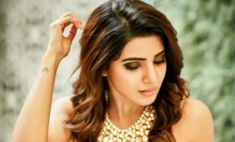 Samantha to give us a '2 in 1' treat!