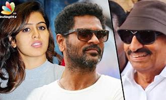 Kannada Actress Samyuktha Hedge walks out of Prabhudeva - Karthik Subbaraj Movie