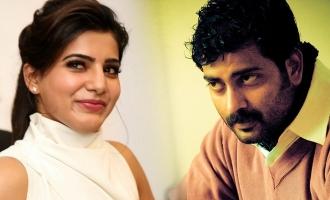 Narain makes a comeback with Samantha