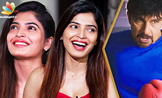 Sathyaraj sir asked for fitness tips : Sanchita Shetty Interview