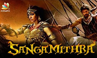 WOW : Sangamithra First Look Out - Cannes 2017