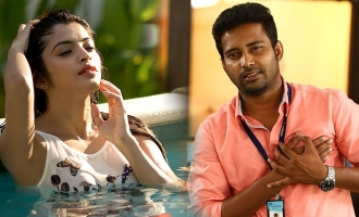'Attakathi' Dinesh and Sanchita Shetty in a zombie adult comedy! details