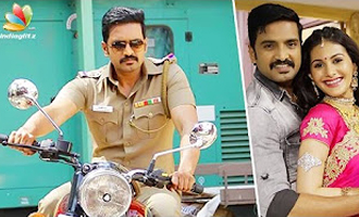 Santhanam speechless after watching Amyra Dastur's....