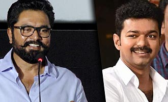 I predicted Vijay will be a Superstar : Sarathkumar Speech