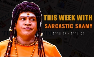 Sarcastic Samiyar : Arya, Modi, Governor Scandal .......