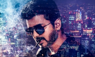 Amazing! 'Vijay 62' title and first look revealed!