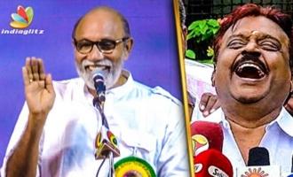 Sathyaraj's Sarcastic Reply to Meme Creators