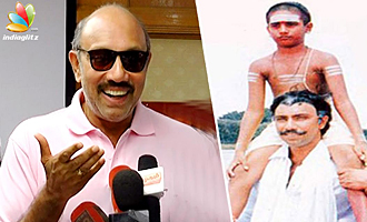 Sathyaraj speech about Tamil Eelam and Vedham Pudhithu