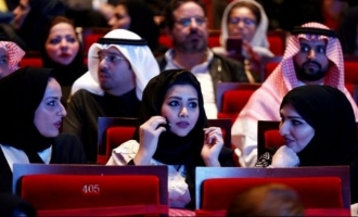 Saudi Arabia gets its first movie screening after 35 long years!