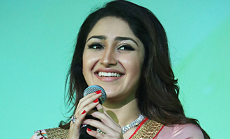AL Vijay is my ELDER BROTHER : Actress Sayesha Saigal Speech