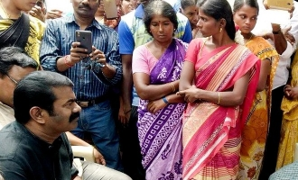 Seeman arrested in Salem - video