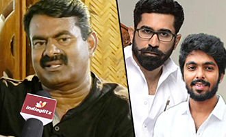 I'm directing Vijay Antony & GV Prakash in my next films: Seeman
