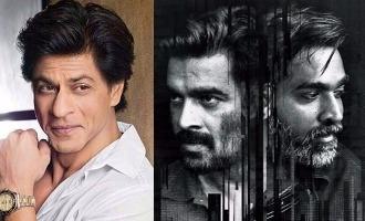 Phenomenal ! SRK to remake 'Vikram Vedha'