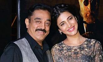 Shruti Haasan attempting something that took years for Kamal Haasan