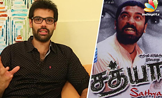 I am thankful to Kamal Hassan - Sibiraj