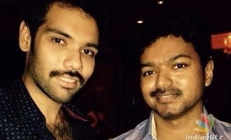 What Sibiraj had to say about Thalapathy Vijay