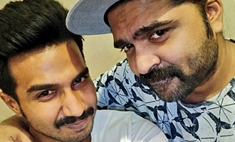 Simbu plays an integral part in Vishnu Vishal's 'Katha Nayagan'