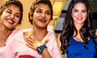 Do I look like Sunny Leone ? - Indhuja Interview