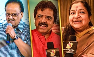 Finally we got our own TREASURE - SPB, Chithra and