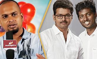Vijay fans nu summa iruken, illana... : Sinish Interview