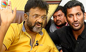 Vishal did NOTHING what he promised : Producer T Siva Interview