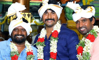 Production No 4 Sivakarthikeyan 12 Movie Pooja